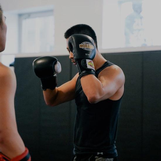 Muay Thai Foundations Program in Toronto